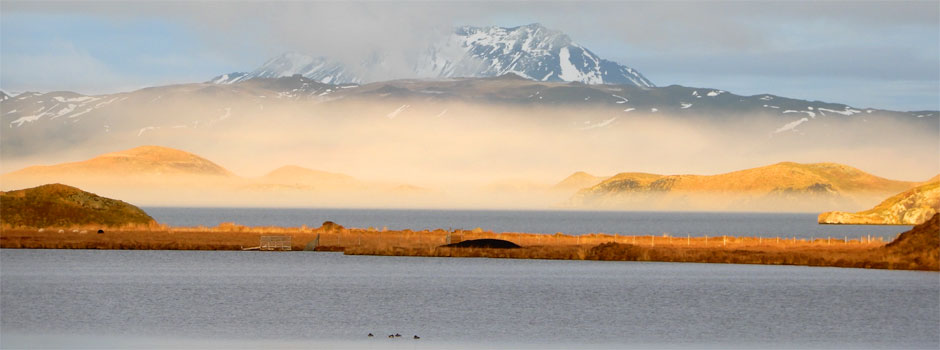 Myvatn meer, Noord-IJsland